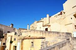 Matera Italy Stock Photography