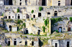 Matera Italy Royalty Free Stock Photos