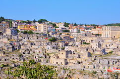 Matera Italy Royalty Free Stock Photo