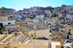 Matera Italy Stock Images