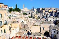 Matera Italy Stock Photo