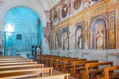 Matera, la ciudad del Sassi, acuerdo prehistórico de la troglodita foto de archivo libre de regalías