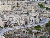 Matera Royalty Free Stock Image