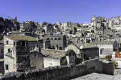 Matera Royalty Free Stock Photo