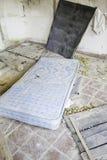 Materac porzucający dom Obraz Stock