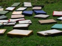 Materassi Fotografia Stock