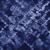 Materiał farbujący batik. Shibori Zdjęcia Stock