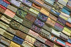 Materiał, tkanina/ obraz stock