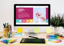materiały desktop twórczość zdjęcia royalty free