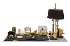 materiały stół obraz royalty free