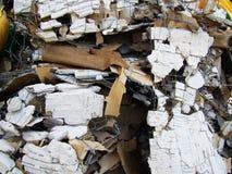 Materiałów Budowlanych gruzy Zdjęcie Royalty Free
