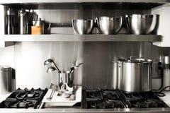 Materia de cocina Foto de archivo libre de regalías