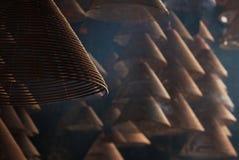 Materia del cinese tradizionale Fotografia Stock