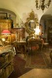 Materia della mobilia del Antiquarian fotografie stock libere da diritti