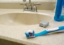 Materia dentale Fotografie Stock