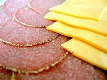 Materia fresca en el pan Fotografía de archivo libre de regalías