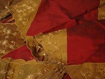 Materia textil Imagen de archivo libre de regalías