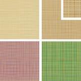 Materia textil Foto de archivo libre de regalías