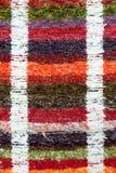 Materia textil colorida Foto de archivo libre de regalías