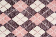 Materia textil de la naturaleza Fotografía de archivo libre de regalías