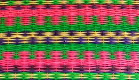 Materia textil de las cañas Fotos de archivo libres de regalías