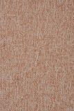 materia textil de lino de la textura/del marrón de la tela Fotos de archivo libres de regalías