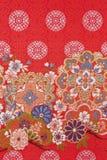 Materia textil de seda pura Fotos de archivo