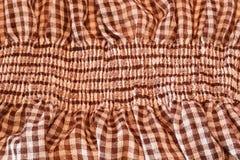 Materia textil en la célula Fotos de archivo