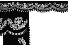 Materia textil fúnebre fotografía de archivo libre de regalías