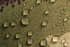 Materia textil impermeable del camuflaje Fotografía de archivo libre de regalías