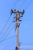 Materiaal in Elektriciteit wordt gebruikt die royalty-vrije stock foto