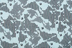 Materiaal met abstract patroon, een achtergrond Stock Afbeelding