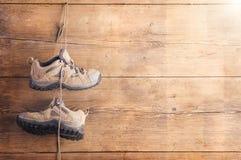Materiaal om te wandelen Stock Fotografie