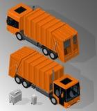 Materiaal voor behoud van stedelijke infrastructuur stock illustratie