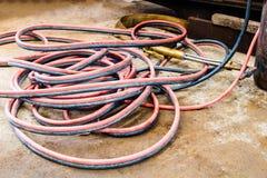 Materiaal voor Gas Stock Fotografie