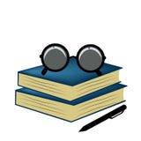 Materiaal voor lezing Stock Illustratie