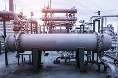Materiaalfabriek Royalty-vrije Stock Fotografie