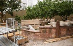 Materiais de construção Imagem de Stock Royalty Free