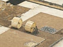 Materiais de construção Imagem de Stock