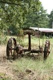 Material agrícola viejo Foto de archivo