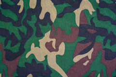 Material camouflage background Royalty Free Stock Photos