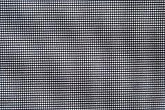 Material Checkered de la textura Imagen de archivo