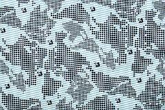 Material com teste padrão abstrato, um fundo Imagem de Stock