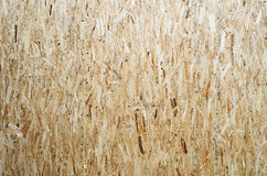 Material from compressed wood shavings. Stock Image
