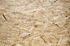 Material from compressed wood shavings. Royalty Free Stock Photos