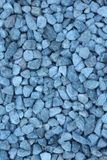 Granite gravel texture material stone stock image