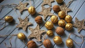 Material da decoração do Natal Imagens de Stock Royalty Free