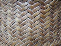 Material de bambú del bambú Imagen de archivo
