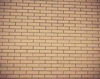 Material de base de la textura de la pared de ladrillo de la construcción de edificios de la industria Fotografía de archivo libre de regalías