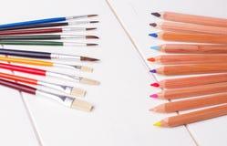 Material de desenhos Fotografia de Stock